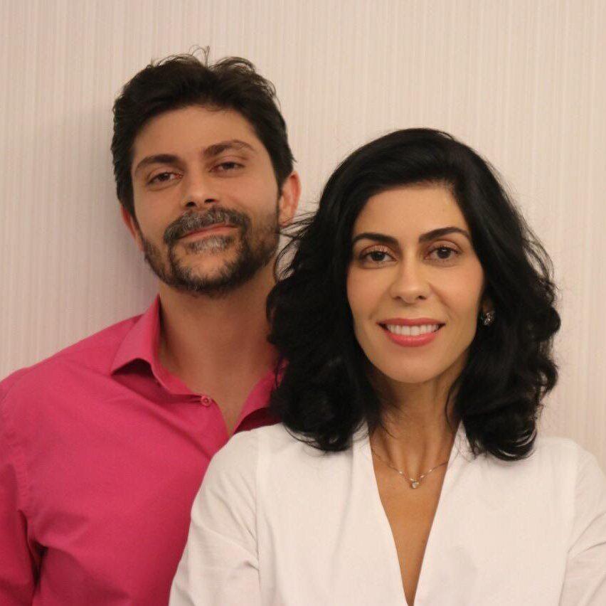 Dr Samir e Dra Samira Stefano
